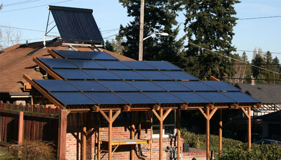 Seattle Solar Installation