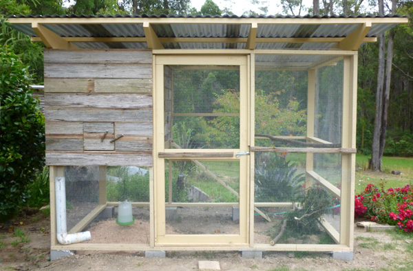 Traditional Hen Houses To Build From Scratch